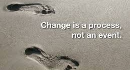 Change isn't simple